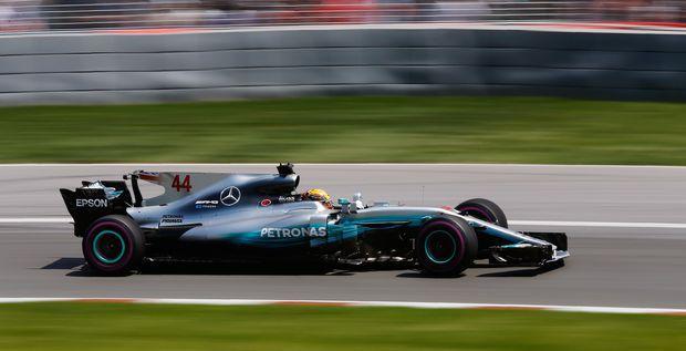 Formel 1: Räikkönen Bester im Freien Kanada-Training vor Hamilton