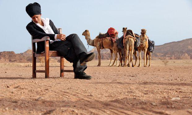 Vibes der Wüste. Doch Idan Raichel arbeitet auch mit vielen anderen Weltmusikern gern zusammen.