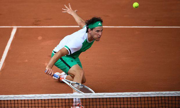 Thiem deklassiert Djokovic in Paris