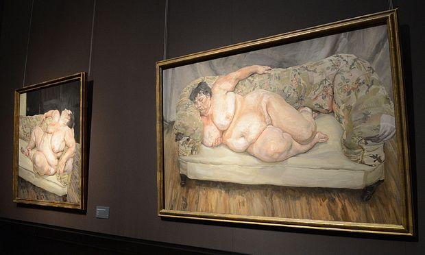 Lucian Freud im KHM
