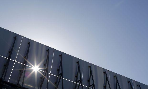 Die deutsche Solarworld ist pleite, doch die chinesische Jinkosolar hat ein Kaufsignal generiert. / Bild: (c) REUTERS (Marcelo del Pozo)