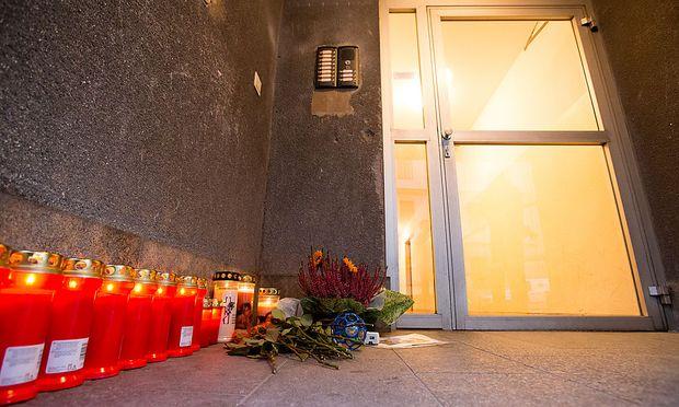 Gedenken in Wien