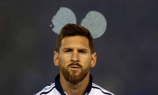 Bruder von Lionel Messi vorläufig festgenommen