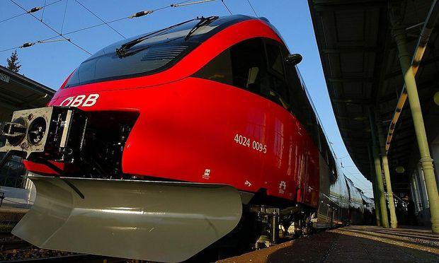 Die S-Bahn soll ausgebaut werden.