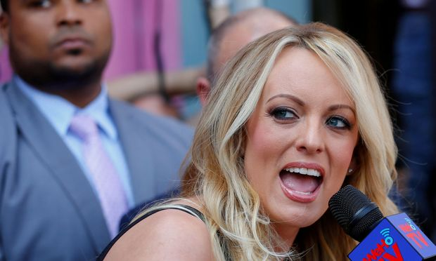 Pornodarstellerin Stormy Daniels kündigt neue Details ihrer Affäre mit Donald Trump an