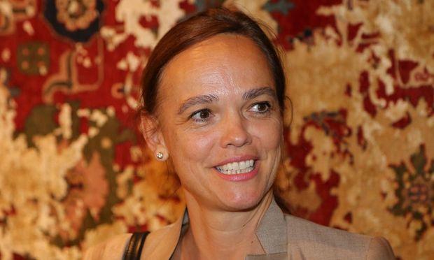 Ministerin Sonja Hammerschmid.