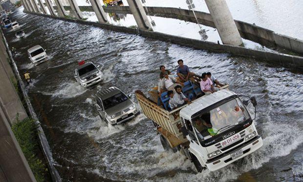 Bangkok Eine Millionenstadt geht