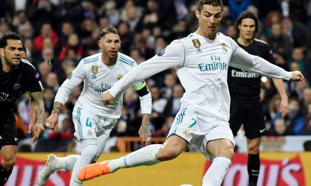 Betrug? Ronaldos Volley-Elfmeter sorgt für Gesprächsstoff