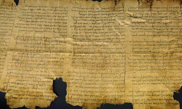 MIDEAST ISRAEL ISAIAH SCROLL