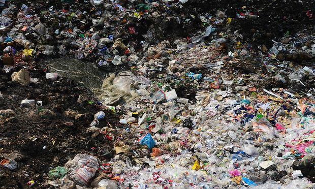 Wenn der Müll in der Kanalisation landet