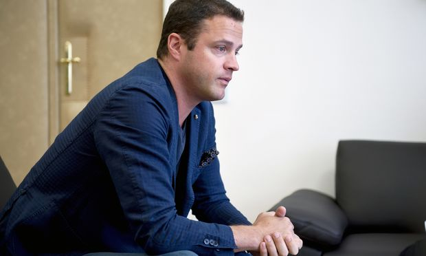 Johann Gudenus war geschäftsführender Obmann der FPÖ Wien, jetzt sucht die Stadtpartei neue Führungskräfte für die anstehenden Aufgaben.
