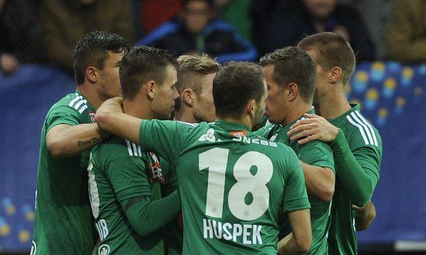 FUSSBALL: �FB-SAMSUNG-CUP/2. RUNDE / SKU AMSTETTEN - SK RAPID WIEN