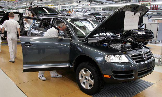 Nach Streiks: VW meldet Lohnabschluss in Slowakei