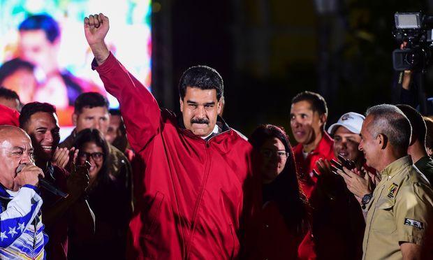 Zwei Oppositionsführer in Venezuela festgenommen