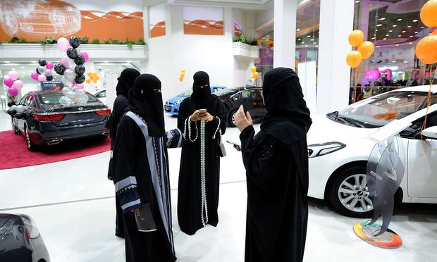 SAUDI-WOMEN-DRIVING-RIGHTS