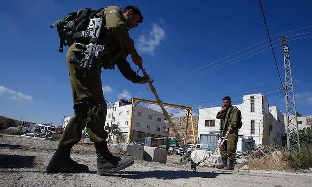 Israel zeigte nach einem Anschlag in Tel Aviv Härte.