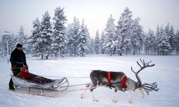 Finnland Hitzewallungen Hoellenmusik Himmelstaenzer