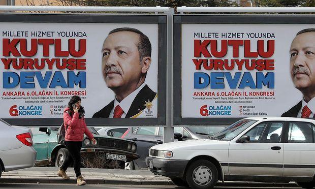 Türkische Wahlkampfauftritte in Österreich unerwünscht