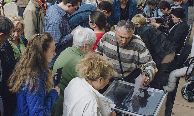 Referendum in Ukraine