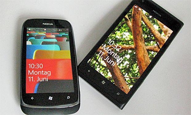 Lumia Lumia Nokias ungleiches