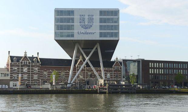 Unilever gibt Firmenzentrale in London auf