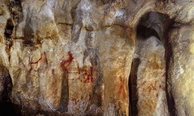 Älteste Höhlenkunst stammt von Neandertalern