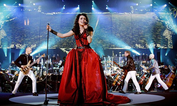 NETHERLANDS MUSIC WITHIN TEMPTATION