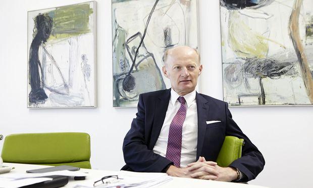 """""""Der Unternehmer kann seine Firma schlussendlich zurückhaben"""", sagt Oberbank-Chef Gasselsberger."""