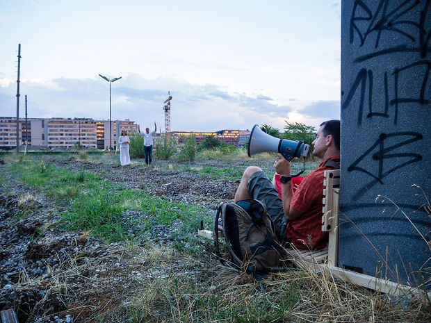 Urban Animals / Bild: Martin Riesing