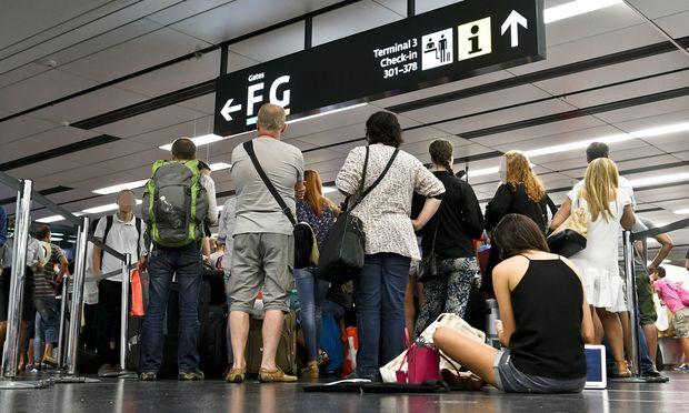 Ryanair streicht wegen Pilotenstreik Flüge in Irland