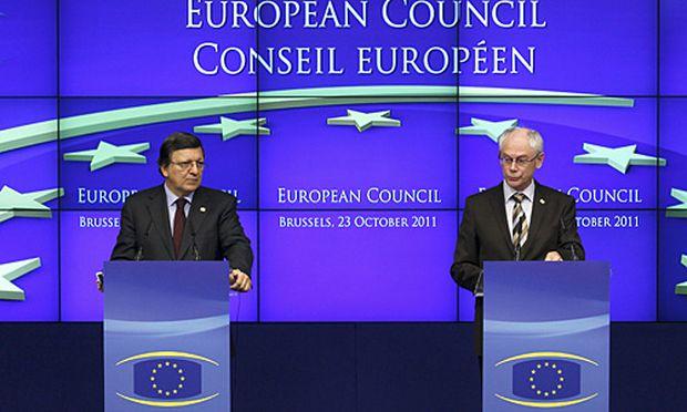Gipfel Eurokrise unter Einigungsdruck