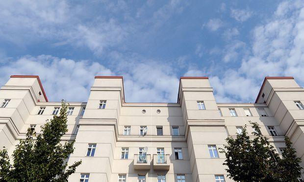 Mit knapp 220.000 Gemeindewohnungen ist die Stadt Wien einer der größten WohnungseigentümerEuropas.