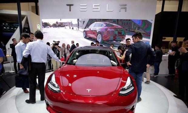 Tesla Model 3: Gut Ding braucht Weile