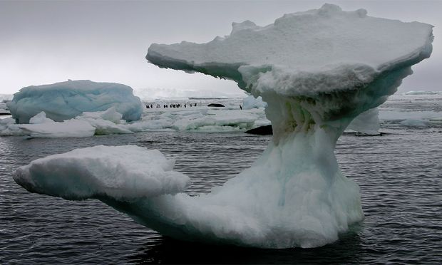 Meeresspiegel steigt rasch