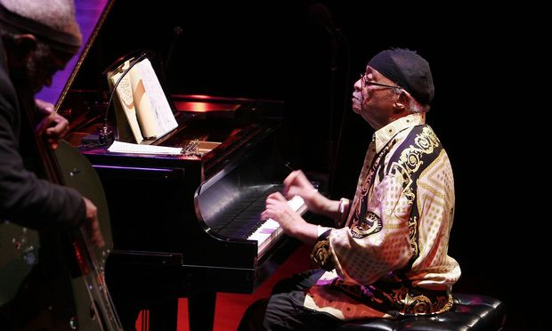 Cecil Taylor 2007 in New York