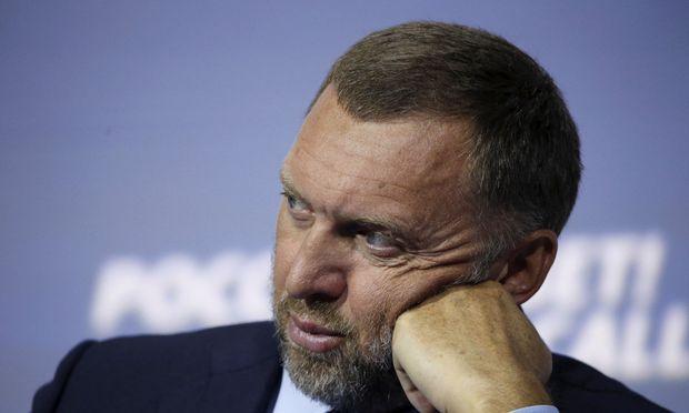 Oligarchen Oleg Deripaska