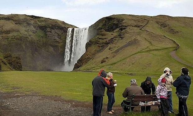 Island macht Fortschritt Beitrittsverhandlungen
