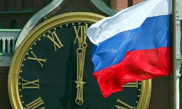 Russland kehrt zu permanenten Winterzeit zurück.