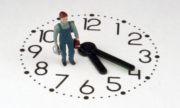 Arbeitszeit - working time