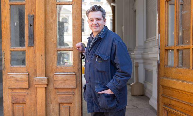 Christoph Wagner-Trenkwitz: Nach dem Opernball ist vor dem nächsten Projekt.