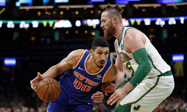 Enes Kanter von den New York Knicks
