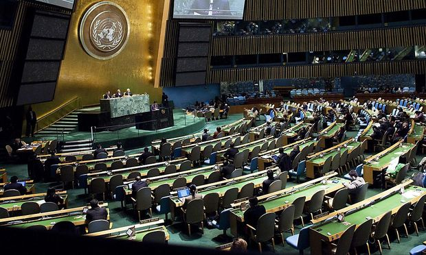 UN-Vollversammlung: Unabhängigkeit für Französisch-Polynesien