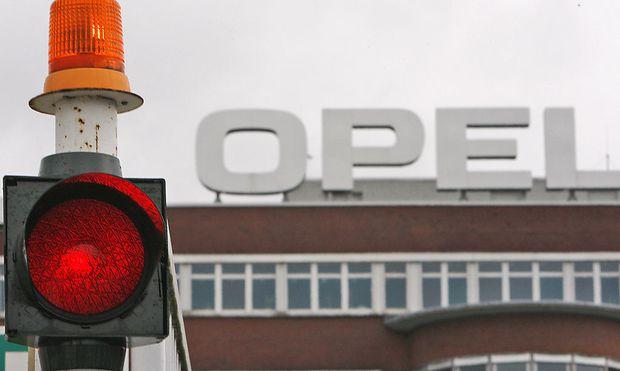 Opel-Werk Bochum steht vor dem Aus