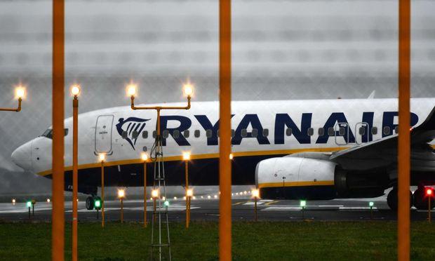 ITALY-AVIATION-RYANAIR-STRIKE-TRANSPORT