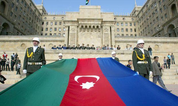 Archivbild: Baku, Aserbaidschan