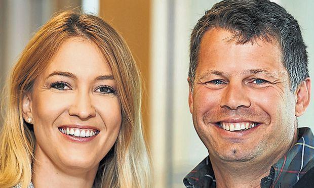Evelyn und Alexander Dorn setzen stark auf die individuelle Betreuung von Kunden und betrachten die eigene Belegschaft als Wert an sich.