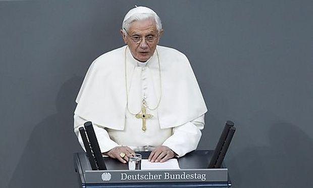 Bundestag Papst Berlin
