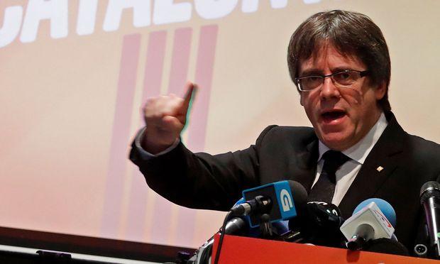 Puigdemont startet Wahlkampf von Belgien aus