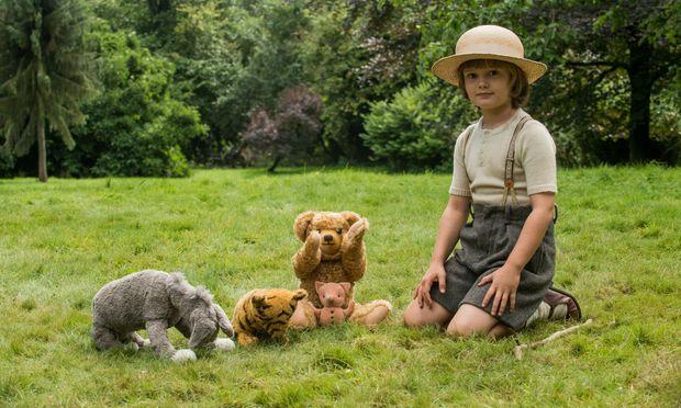 Esel, Tiger, Ferkel: Aus den Stofftieren seines Sohnes kreierte A. A. Milne seine Kinderbuchhelden.