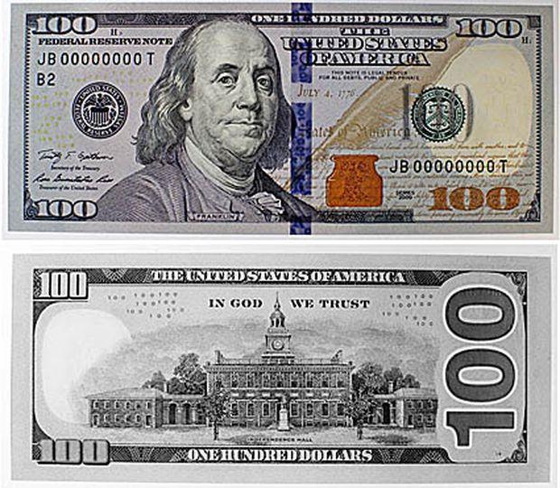 Wer Ist Auf Dem 100 Dollar Schein